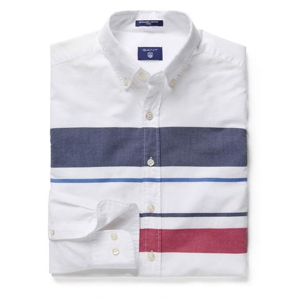 73b53d5d5cc Gant Shirts | Spinnaker Oxford Button Down Shirt | Poshmark